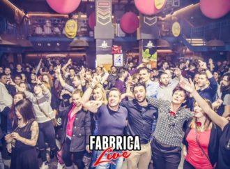 Fabbrica di Pedavena Lago di Levico (TN): 17/1 Reggaeton in Fabbrica, 19/1 Fabbrica Live: Celebration Disco 70, 20/01 Fabbrica by Night: Luca Garaboni (dj set)