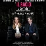 Barbara De Rossi e Francesco Branchetti intensi protagonisti de Il Bacio, in scena al Teatro san Babila