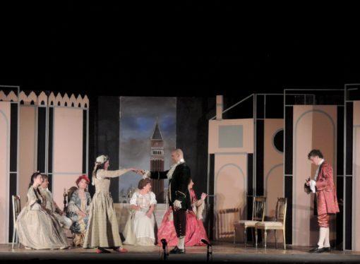 Al Teatro GerolamoLe Morbinose di Carlo Goldoni