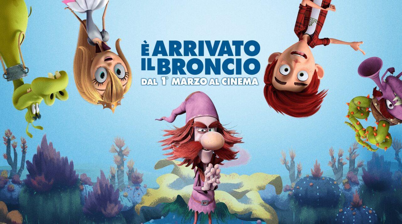 È arrivato il Broncio, il magico film d'animazione che invita a credere in se stessi