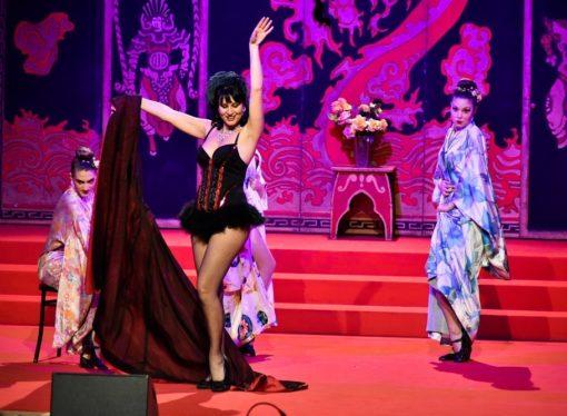 Al Teatro San Babila  l'operetta Cin-Ci-là, un tuffo in un mondo incantato