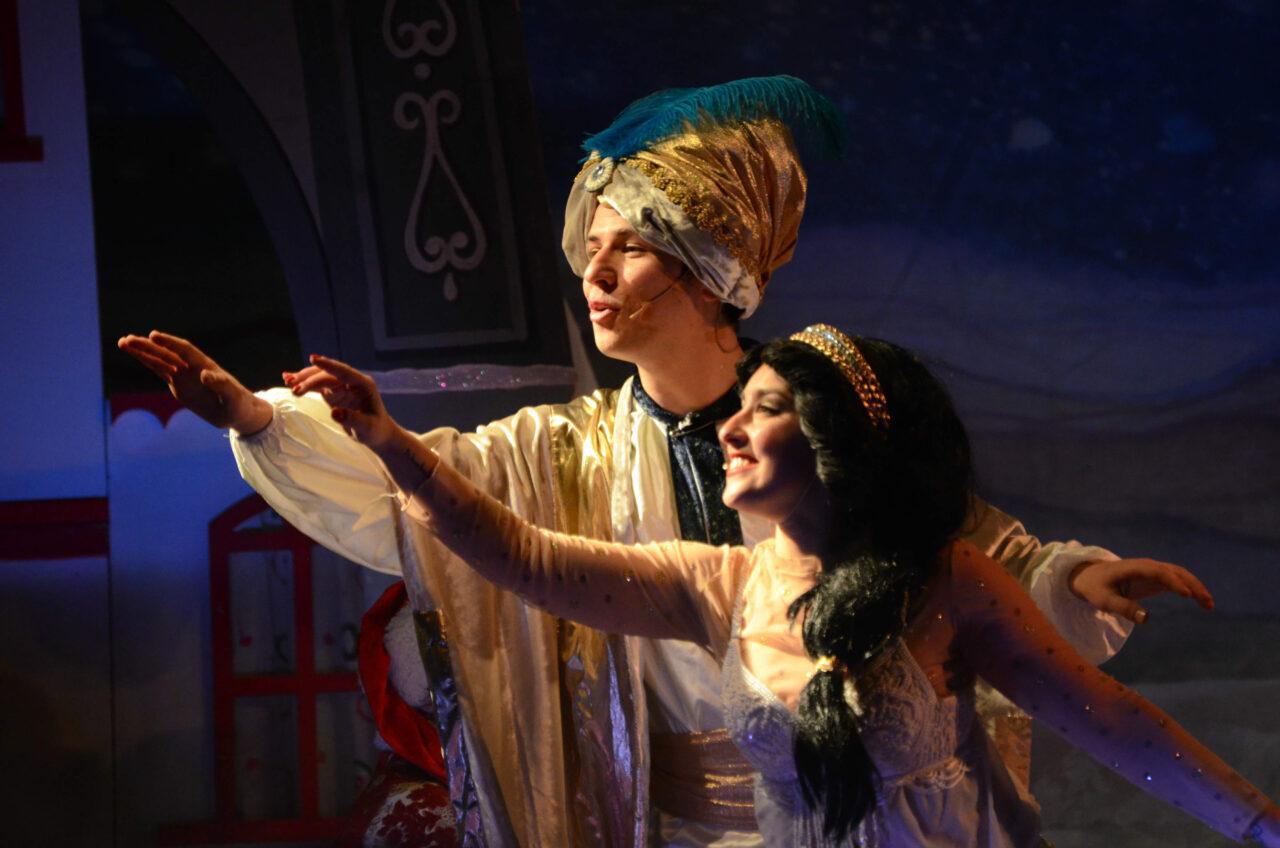 al Teatro Manzoni è di scena Aladin- il mini musical