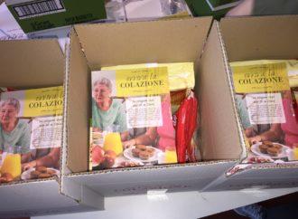 Banco Alimentare e Kellogg Onlus portano la colazione a domicilio per migliaia di anziani in difficoltà in tutta Italia