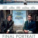 Final Portrait-L'arte di essere amici