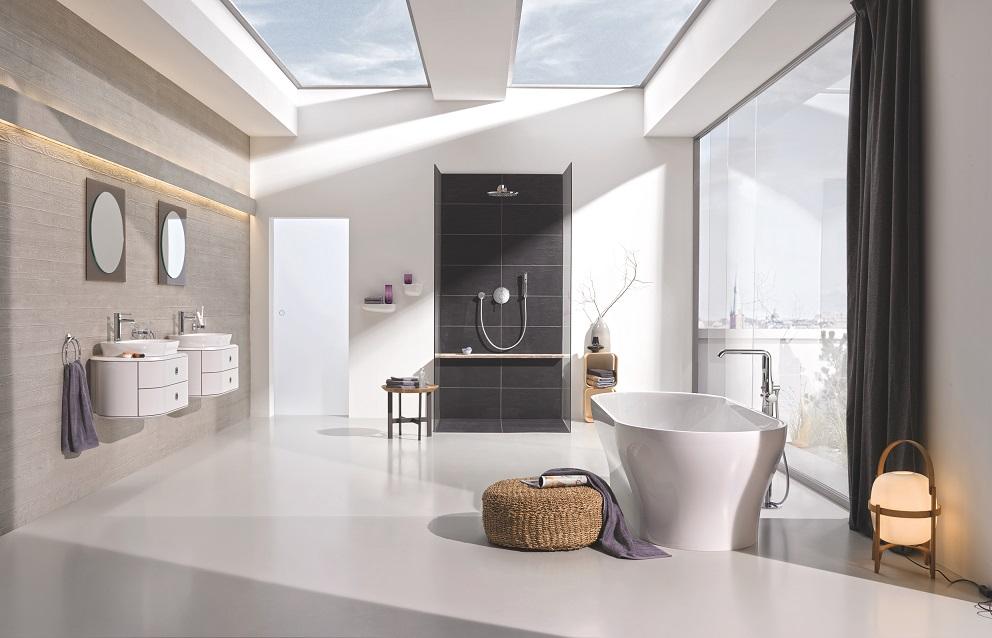 Privalia: La tendenza del bathroom-living