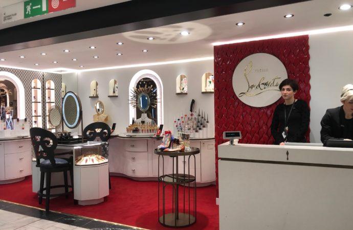 Christian Louboutin apre una nuova boutique beautè presso la Rinascente di Milano Piazza Duomo