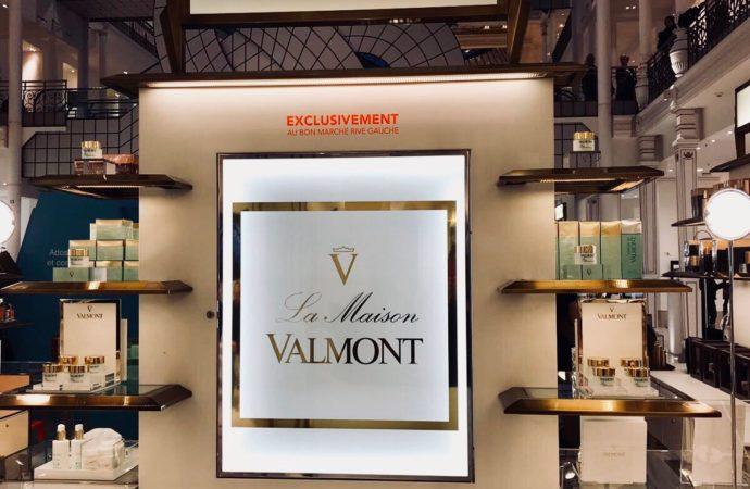 Maison Valmont apre a Parigi e Losanna