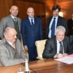 San Benedetto e il Ministero dell'Ambiente siglano un nuovo accordo