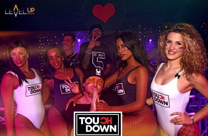 Touch Down Ibiza fa scatenare l'Italia