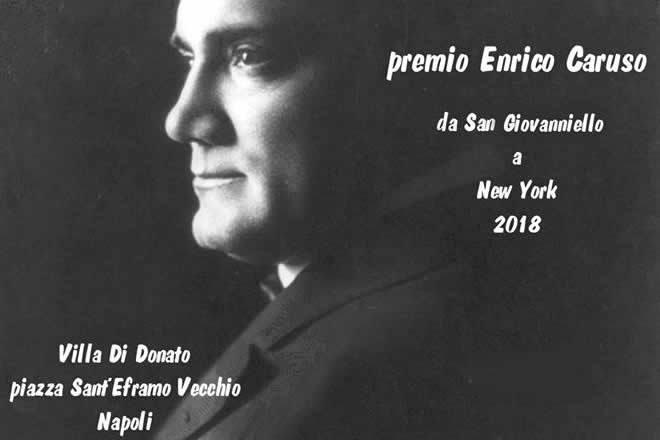 Premio Enrico Caruso – da San Giovanniello a New York