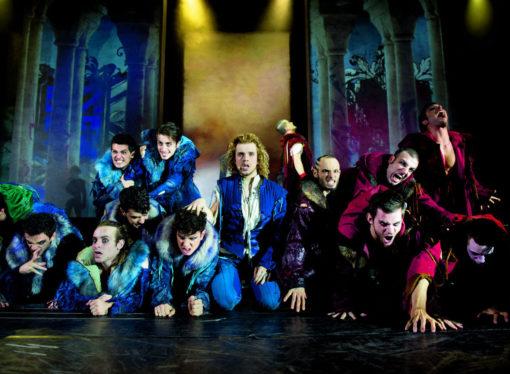 Dal 14 febbraio 2018 al Teatro Ciak il musical Romeo e Giulietta, ama e cambia il mondo