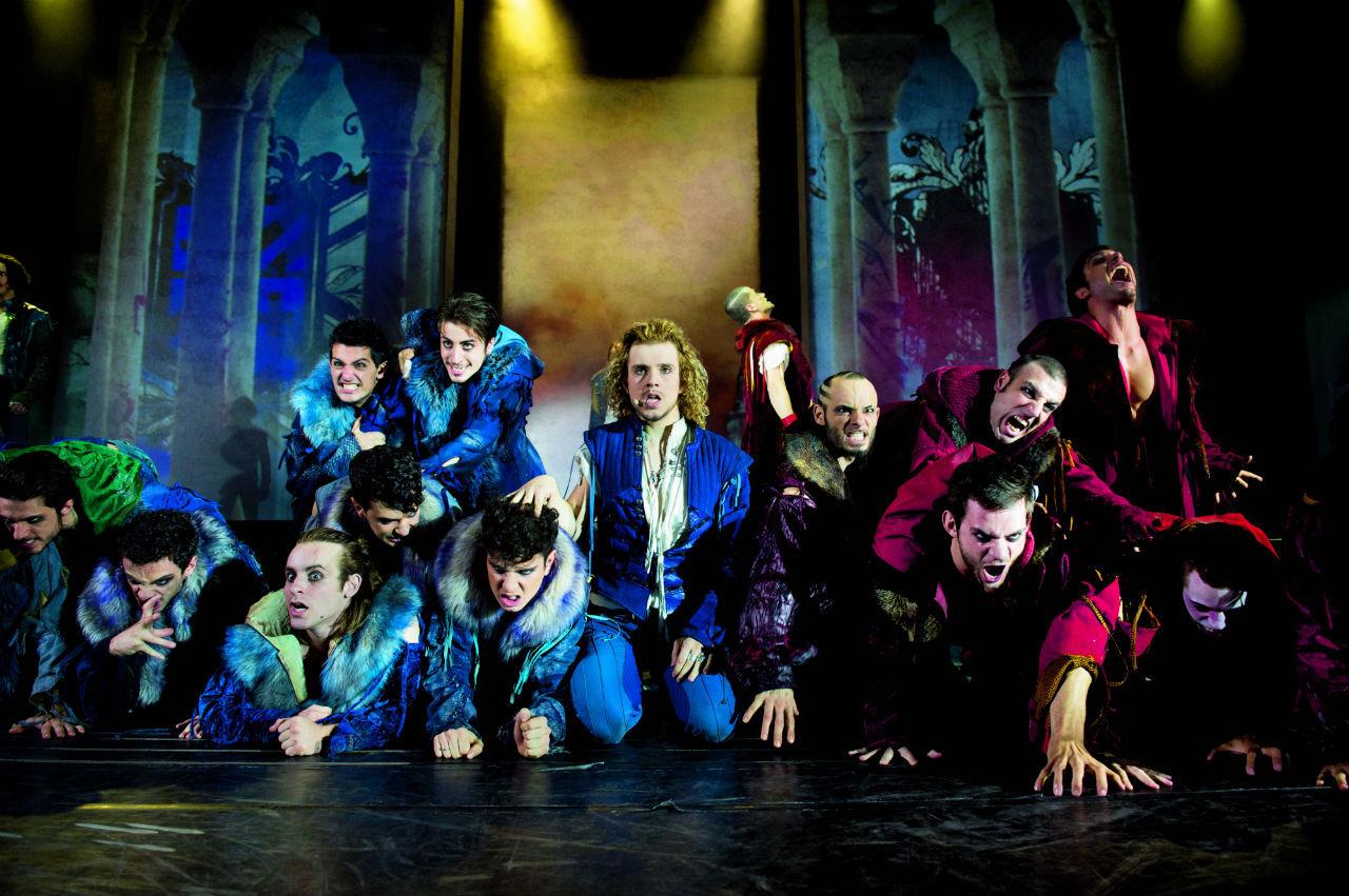 Teatro Ciak, Milano, musical Romeo e Giulietta, ama e cambia il mondo