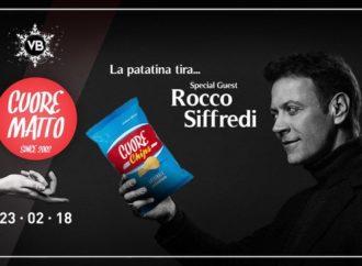 """23/02 Cuore Matto """"La patatina tira…"""" @ Villa Bonin – Vicenza, special guest Rocco Siffredi"""