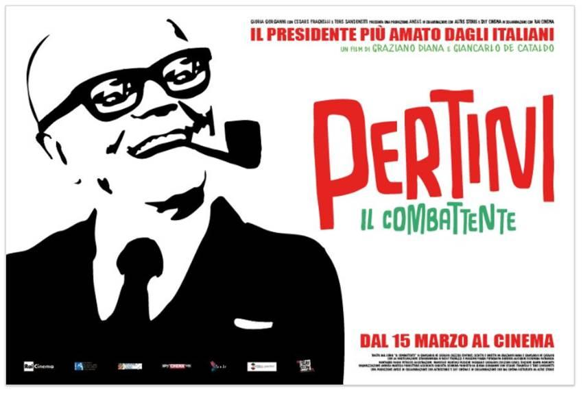 Nelle sale dal 15 marzo Pertini - Il combattente, il docu-film sul Presidente più amato dagli italiani