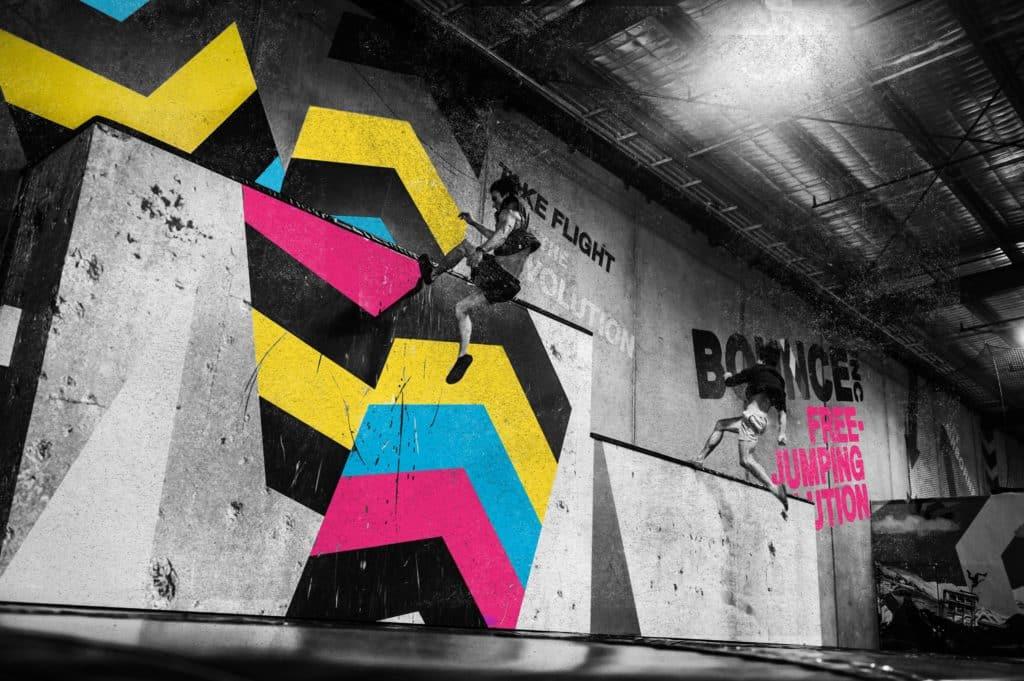 Bounce sta arrivando in Italia - sale l'attesa della free jumping revolution!
