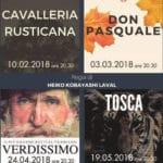 SL'opera Don Pasquale al Teatro San Babila di Milano