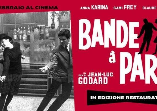 Bande A' Part di J. L. Godard al cinema in edizione restaurata