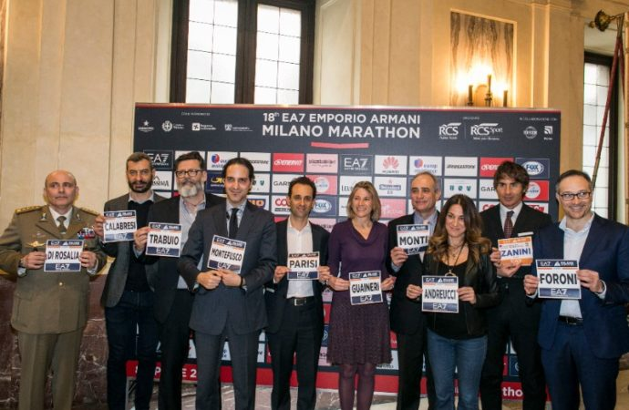 Milano si prepara ad accogliere la EA7 Milano Marathon 8 aprile