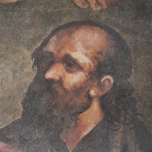 Restaurato affresco del 1600 a Castelbuono (PA) della chiesa di Maria SS. Assunta