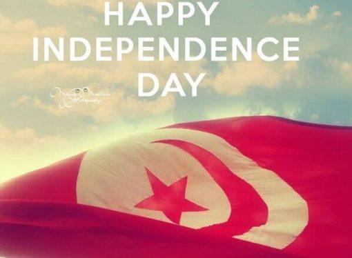 la Festa per il 62° anniversario dell'Indipendenza tunisina