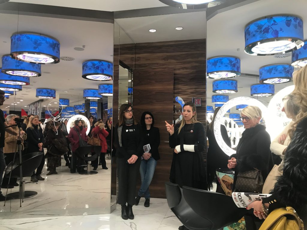 Aldo Coppola  apre a Milano un innovativo concept store nel Brian & Barry  Building