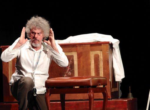 """Al Teatro Manzoni Paolo Migone nello spettacolo""""Gli uomini vengono da Marte, le donne vengono da Venere"""""""