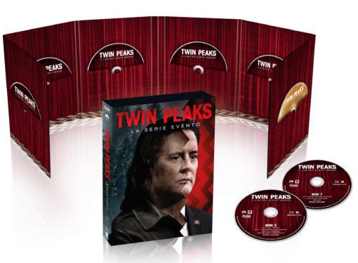 Dal 28 marzo 2018 il film cult Twin Peaks  esce in DVD e Blu-Ray
