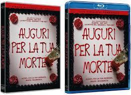 Auguri per la tua morte, il film horror  dal 7 marzo in DVD e Blu-Ray