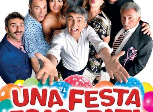 Una festa esagerata, il nuovo film di e con Vincenzo Salemme