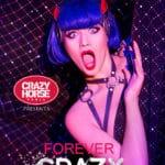 FOREVER CRAZY, direttamente dal Crazy Horse di Parigi: apertura vendite al Teatro Nuovo di Milano