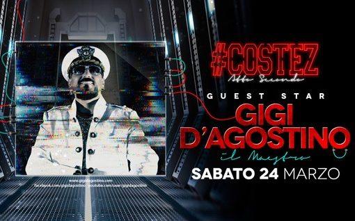 24/3 Gigi D'Agostino @ Nikita #Costez – Telgate (BG)… e gli altri party targati Costez