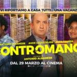 Nel film Contromano Antonio Albanese affronta con ironia il tema dell'immigrazione
