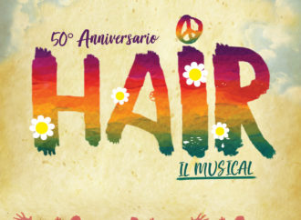 Aperte le vendite per il musical HAIR – appuntamento di fine anno dell'Accademia MTS – Musical! The School