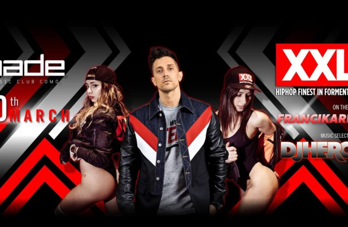 10/3 XXL, HipHop Finest In Formentera @ Made Club – Como