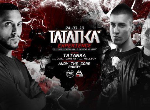 24/03 Tatanka experience @ Bolgia – Bergamo – ingresso gratuito entro le 23.30