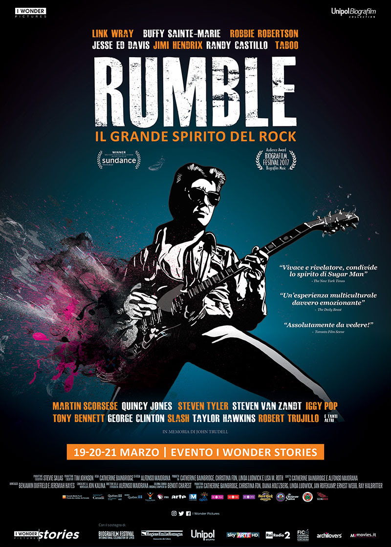 Rumble-Il grande spirito del rock