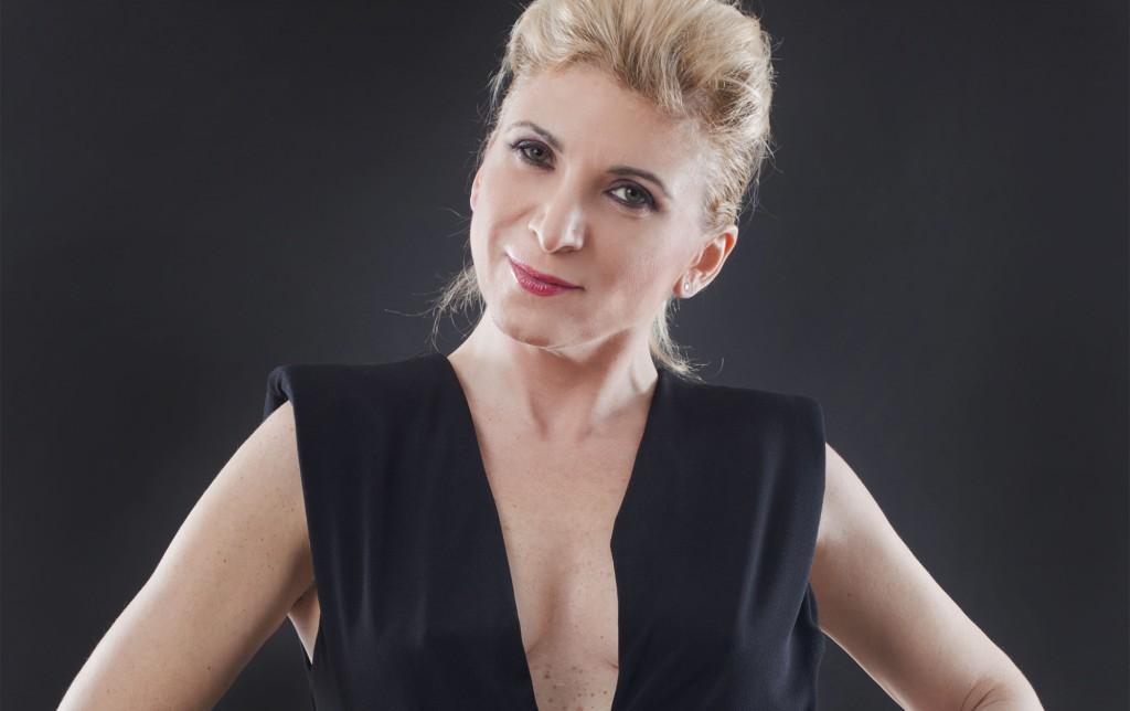 Barbara Foria in Eu...foria! al Teatro Nuovo dal 4 al 13 maggio