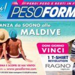 Con Pesoforma puoi vincere un viaggio alle Maldive!