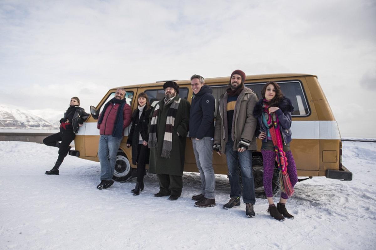 Hotel Gagarin, il film di Simone Spada a maggio al cinema