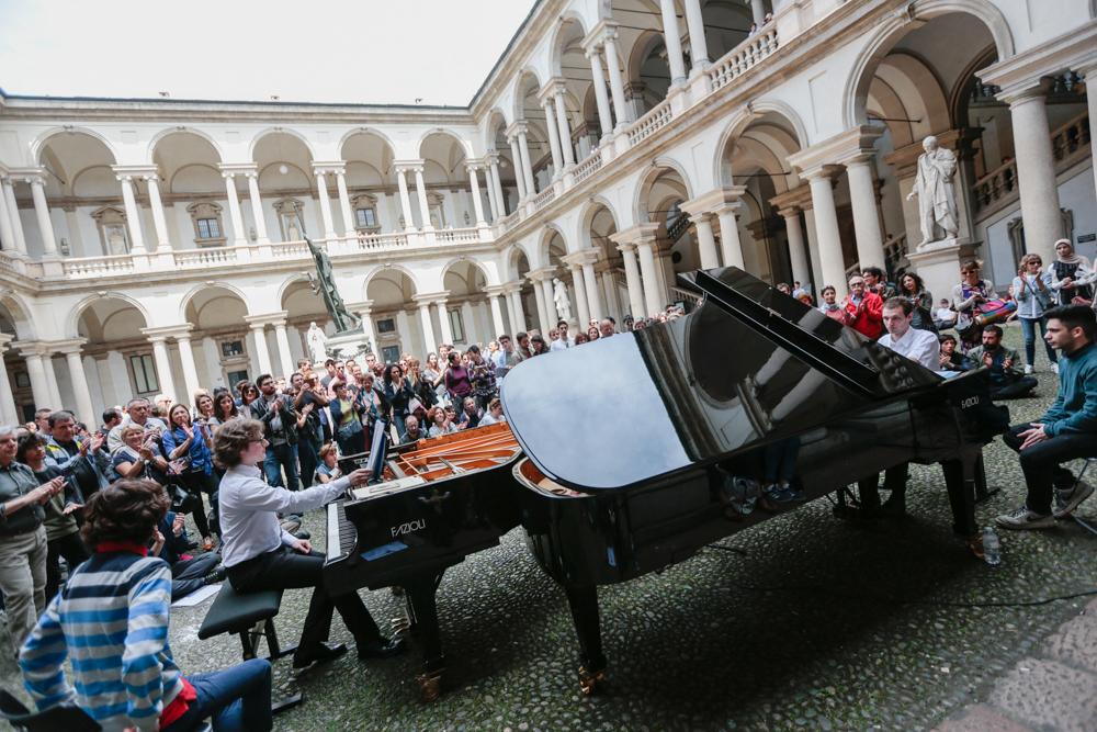 Piano City Milano torna dal 18 al 20 maggio 2018