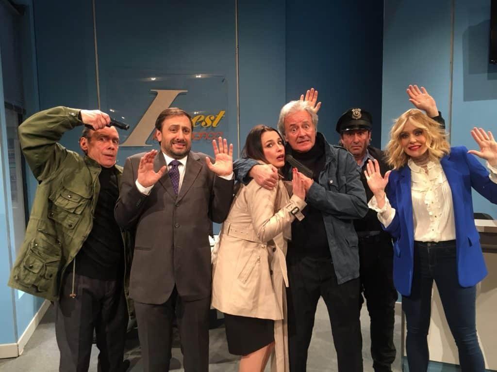 Al Teatro Manzoni di Milano va in scena Quel pomeriggio di un giorno da star