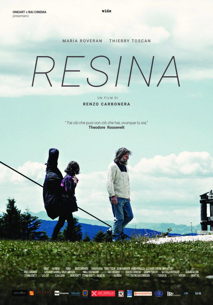 Nel film Resina la morale è che unendosi si possono superare molti ostacoli