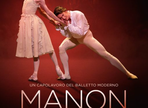 Il balletto Manon al cinema in diretta dalla Royal Opera House di Londra
