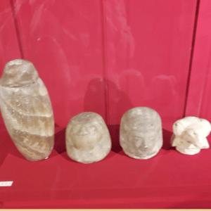 Palazzo Roncale ospita due mummie ed il fascino dell'Antico Egitto