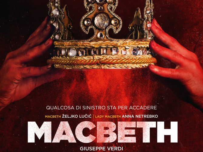Nei cinema The Space il Macbeth di Verdi in diretta dalla Royal Opera House