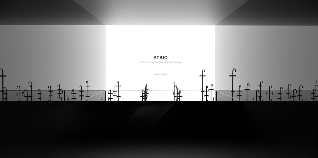 installazione Atrio Grohe