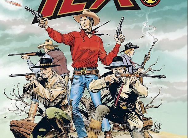 Sergio Bonelli Editore pubblica due nuovi volumi:  Tex – Nueces Valley e Brendon- La luna Nera