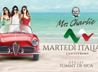 In discoteca si balla (e si canta) italiano: 30/04 Anteprima MartedItaliano @ Mr.Charlie – Lignano Sabbiadoro (UD)