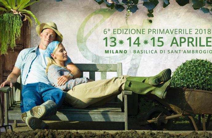 A Milano, presso la Basilica di Sant'Ambrogio, dal 13 al 15 aprile, dalle 10 alle 19, con ingresso gratuito, torna Flora et Decora, la manifestazione dedicata al florovivaismo e all'arredo per il giardino, la casa e gli angoli verdi cittadini.