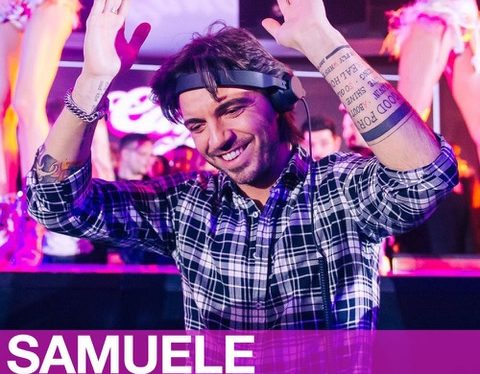 Samuele Sartini: un'estate tra i top club italiani… e pure al Jimmy'z di Montecarlo